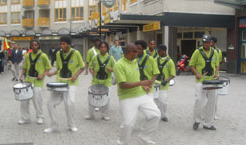 percussie band